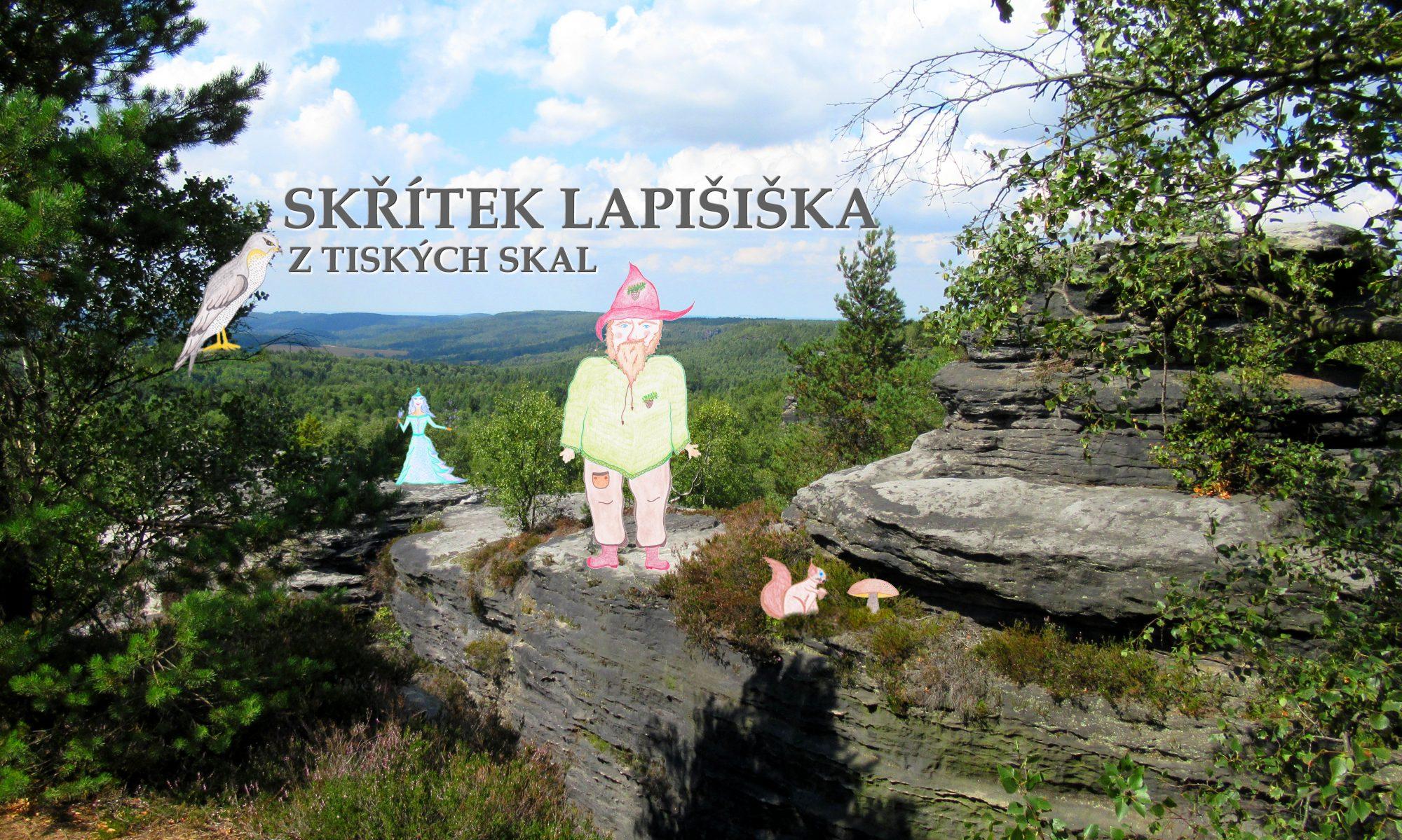 Skřítek Lapišiška z Tiských skal
